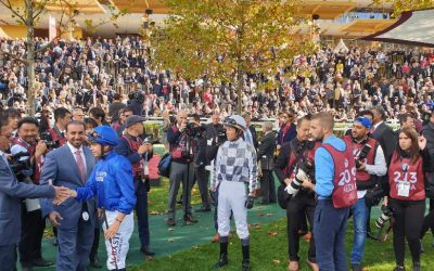 2021 Prix de l'Arc de Triomphe – Likely Field and Runners