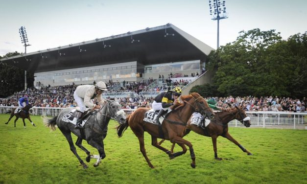 Iresine team eye up Champion Stakes raid