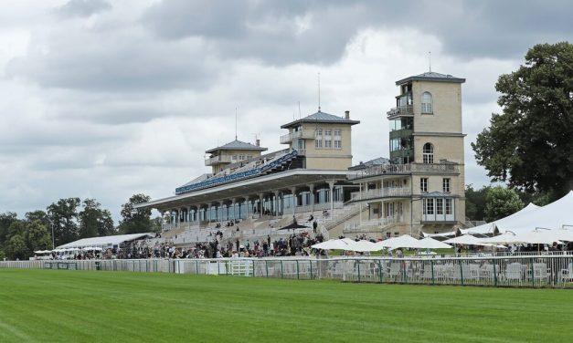 2021 Prix du Jockey Club Day Review
